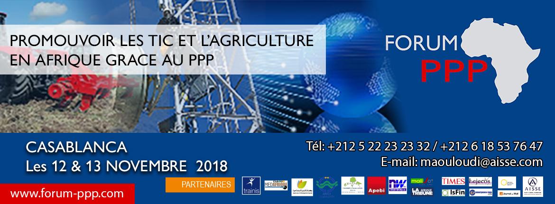 Cabinet AISSE partenaire du Forum PPP Afrique 2018