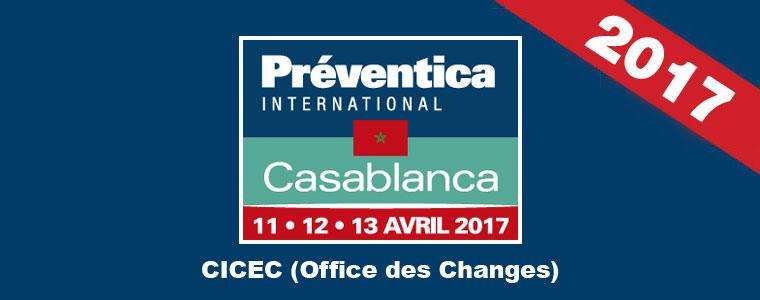 PRÉVENTICA INTERNATIONAL CASABLANCA 2017