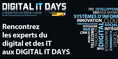 DIGITAL IT DAYS 2016