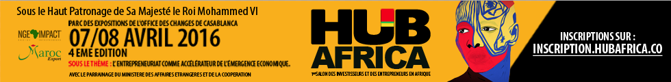 Participation au salon HUB AFRICA