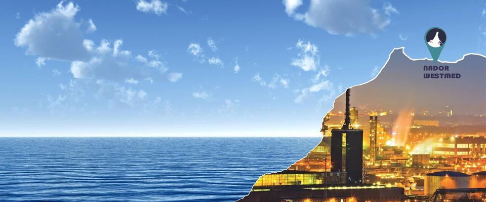Projet Nador West Med:  Le marché des infrastructures portuaires attribué avant la fin de l'année