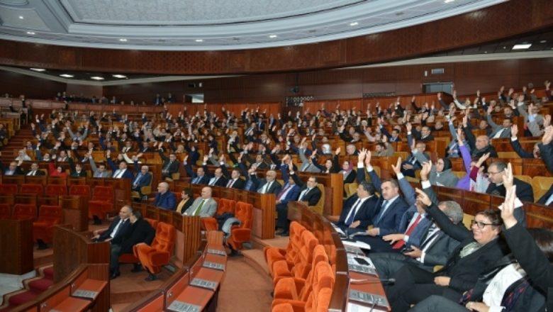 Loi de finances votée par le parlement