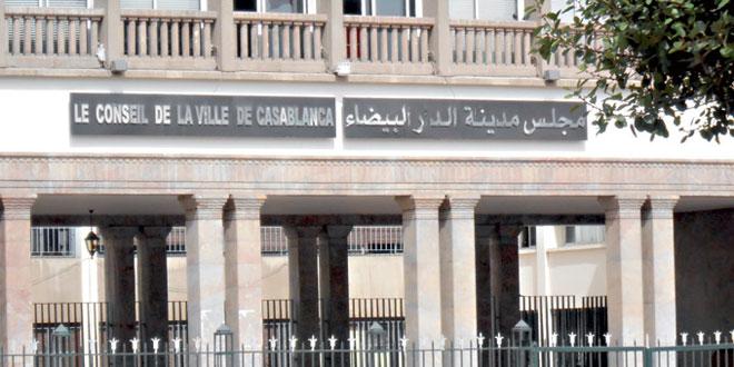 Casablanca adopte son Plan d'action communal, pour un budget de 58,783 MMDH