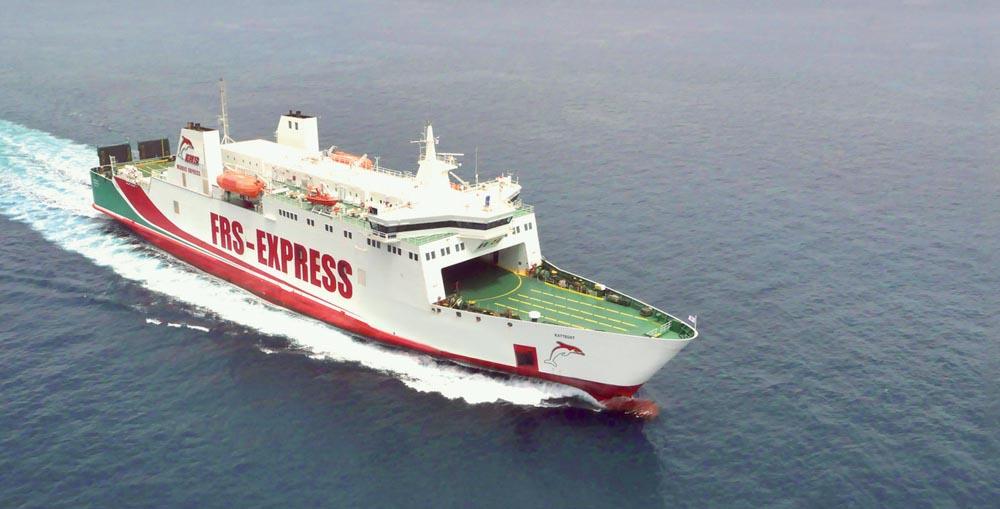Transport maritime : Démarrage de la ligne Tanger-Motril